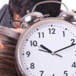 أخطاء شائعة في تنظيم الوقت