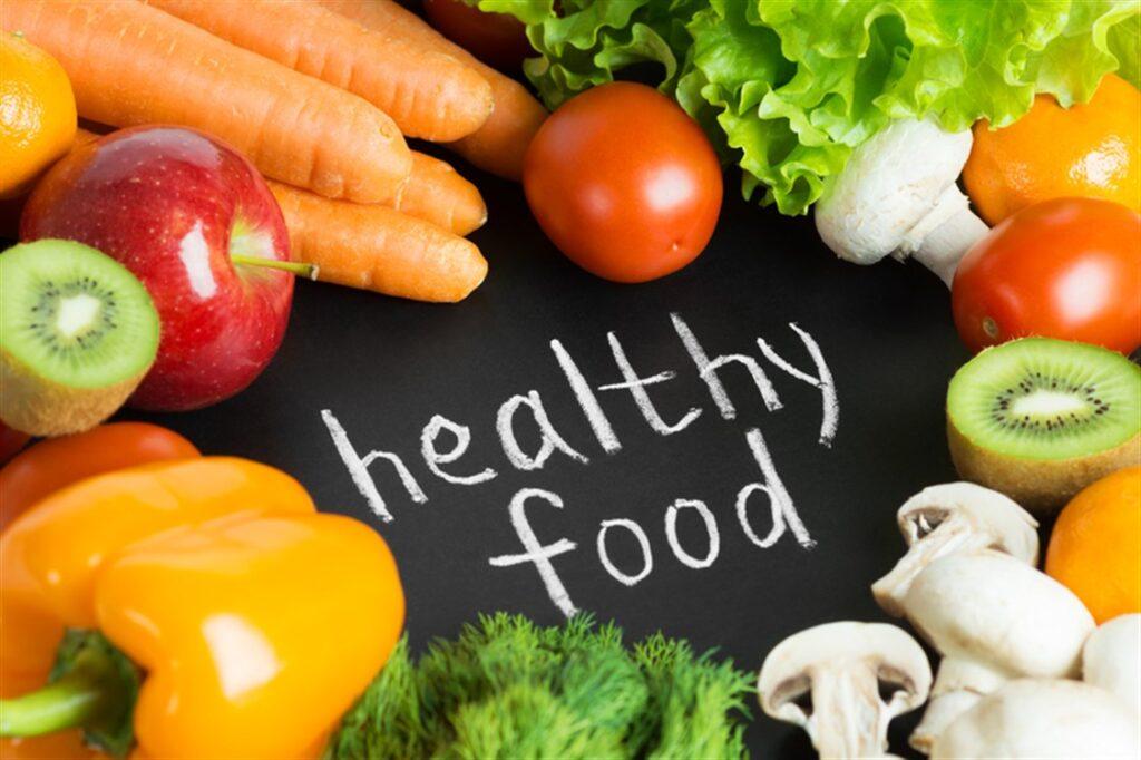 اهتم بتناول الطعام الصحي
