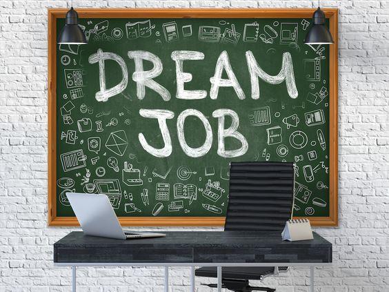 كيف تحصل على وظيفة أحلامك